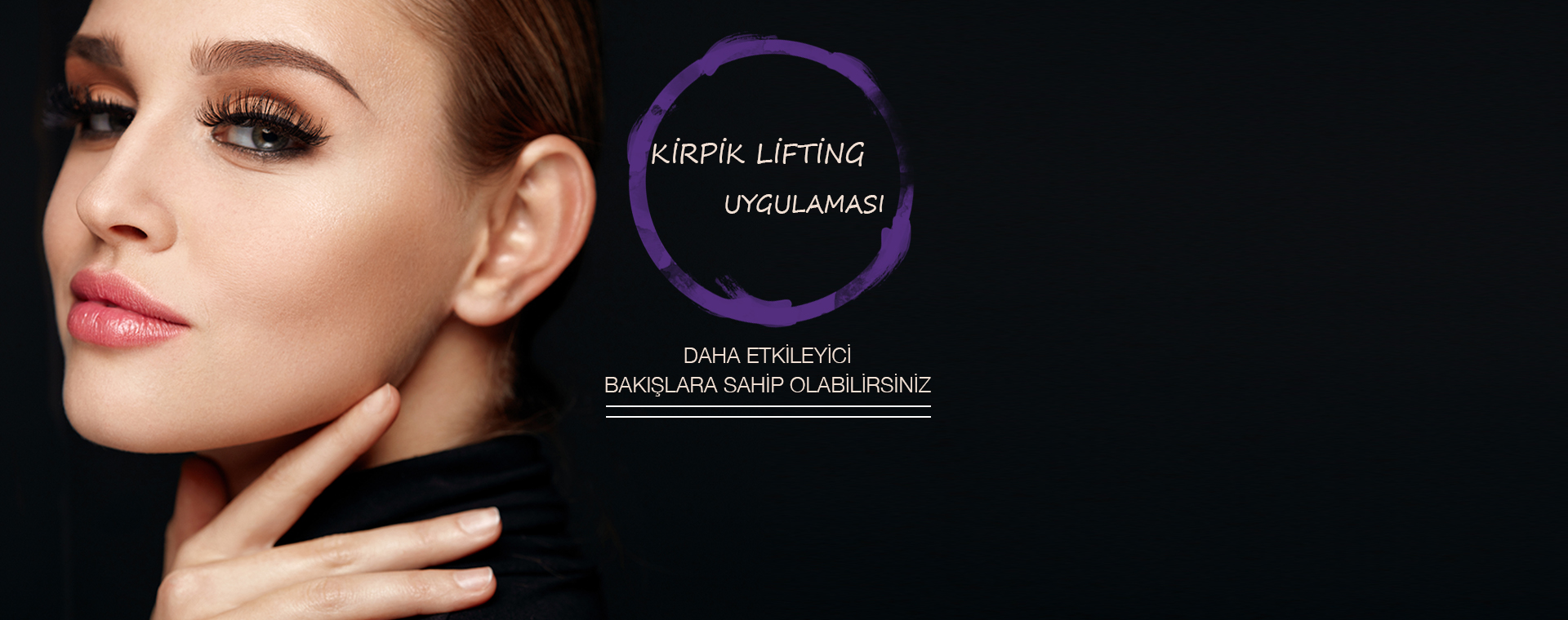 Kirpik Lifting